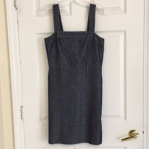 Ann Taylor loft dress like linen size zero